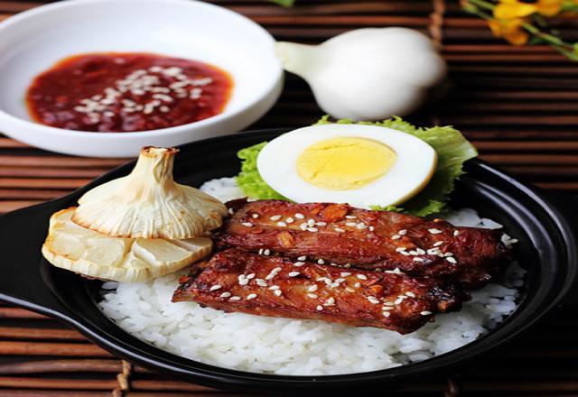 Học tiếng Hàn qua những món ăn đặc trưng ở Hàn Quốc