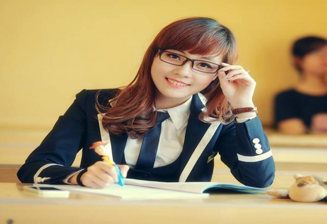 Lớp học tiếng Hàn tại Hai Bà Trưng