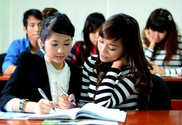 Lớp học tiếng Hàn tại Thanh Xuân