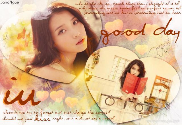 Học tiếng Hàn qua bài hát Good day - IU