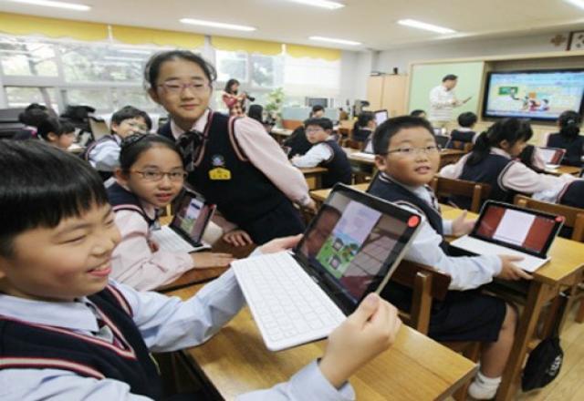 Giao tiếp tiếng Hàn trong lớp học