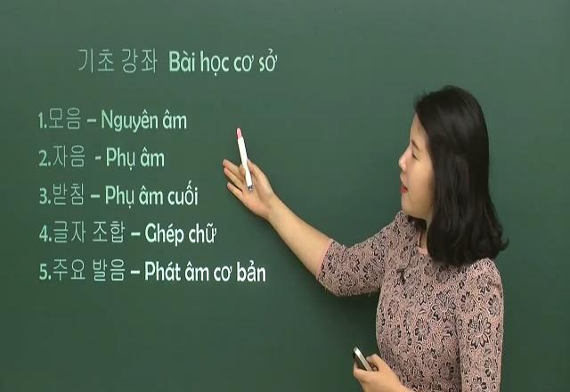 Đâu là giải pháp hay cho việc muốn học tiếng hàn phải bắt đầu từ đâu.
