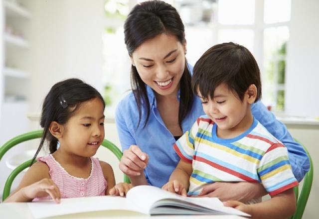 Bật mí phương pháp dạy tiếng Hàn cho trẻ