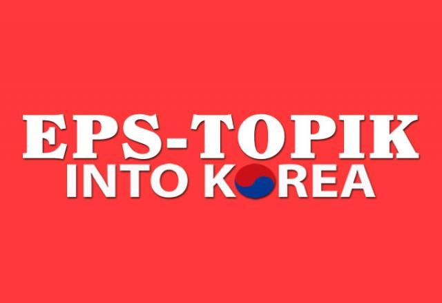 Cấu trúc đề thi TOPIK EPS và những điều cần lưu ý