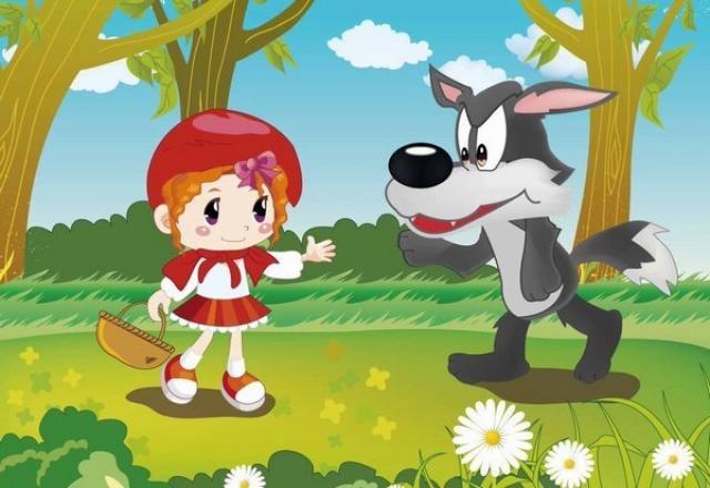 Học tiếng Hàn qua phim hoạt hình: Cô bé quàng khăn đỏ