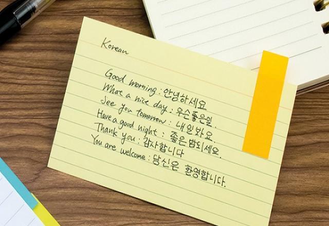 Top 5 quyển sách tự học tiếng Hàn dành cho người mới bắt đầu