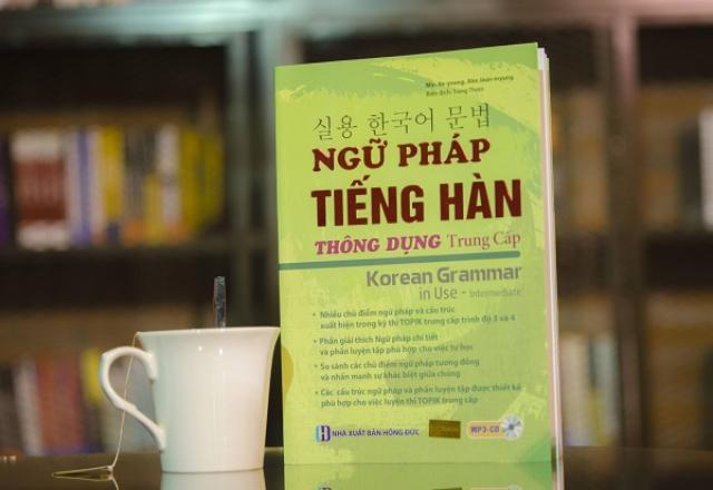 Ngữ pháp tiếng Hàn: Diễn tả sự tương phản